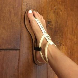 Dolce vita strappy sandals. Size 7.