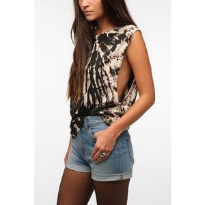 Urban Outfitters Tie-Dye Show Some Muscle Tee