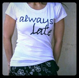 Tops - *CLOSEOUT!* NEW! Cute Statement Tee (3 available)