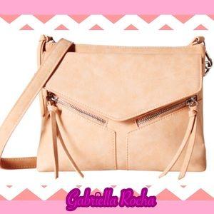 Gabriella Rocha Handbags - NWT- Gabriella Rocha Double Zipper Crossbody Bag