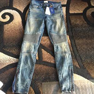 Simon Miller  Denim - Simon Miller Moto Jeans. 100% authentic