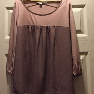 Boden two toned top