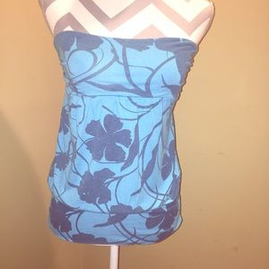 FANG Strapless Top
