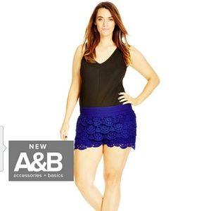 Pants - Macys Lace shorts