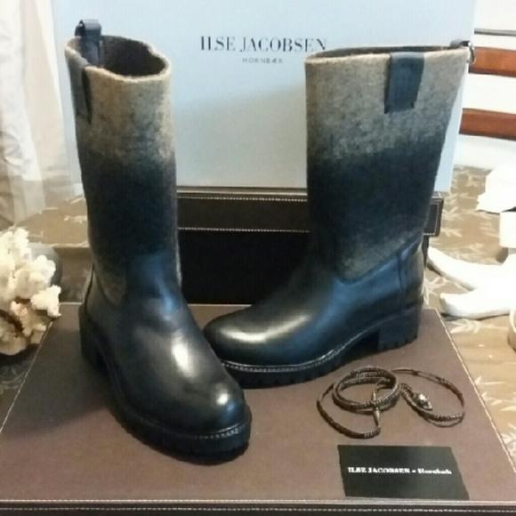 Ilse Jacobson Hornbaek boots Ruby 461 sz.38 8