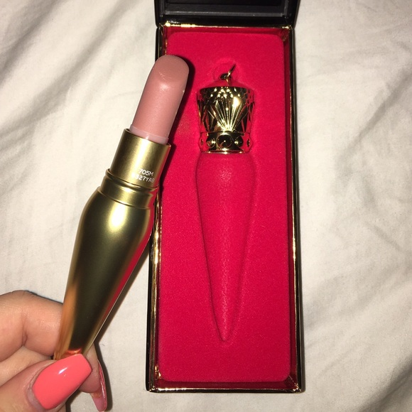 Christian Louboutin Matte Lipstick Just Nothing