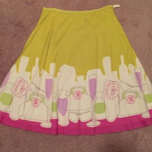Liz Claiborne Dresses & Skirts - Lime color skirt
