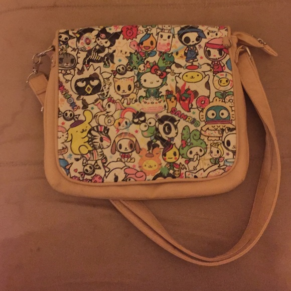 cf8b9bf13a6c Nwot Tokidoki Hello Kitty cross body bag. M 578b01d66a583094b802e5e5. Other  Bags ...