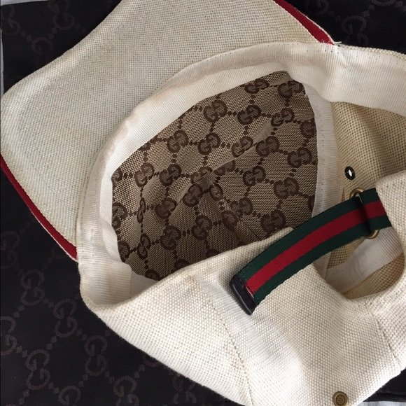 Gucci Other - Authentic Gucci Hat 0c859f62a49