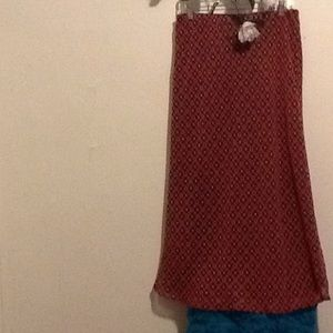 Dresses & Skirts - Adorable CATO multicolor skirt