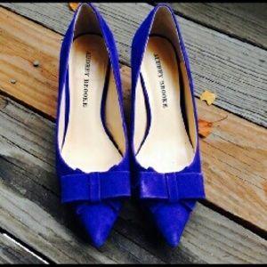 Audrey Brooke Shoes - Audrey Brooke Pump Leather Shoes