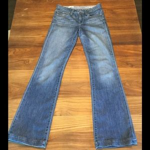 Gap long and lean jeans 2long