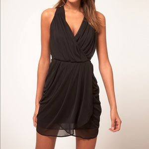 NWT ASOS black dress