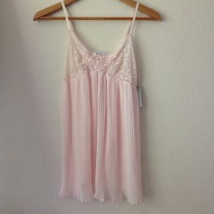 Other - NEW! {JCP} Blush/Pink Lingerie (S)