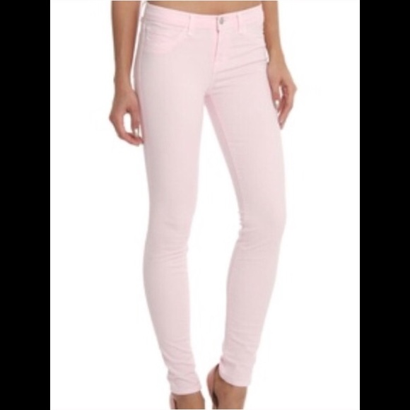 J Brand Woman Cropped Mid-rise Bootcut Jeans Pink Size 30 J Brand Original Outlet Discount Authentic Shopping Online Sale Online Cheap Prices Reliable qGSmS0kqA