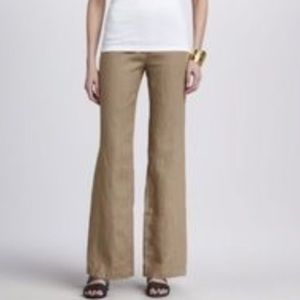 EILEEN FISHER Linen Trousers