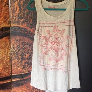 Lucky brand sleeveless top