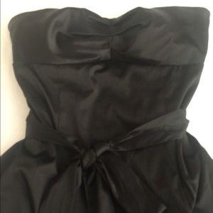 Teeze Me Dresses & Skirts - Black Dress Short Size 7