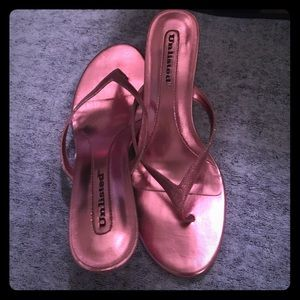 Unlisted Shoes - Pink sandals