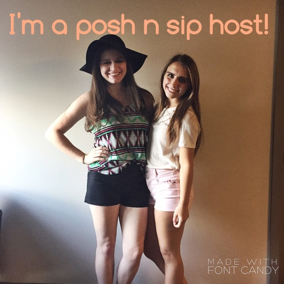 Posh n sip Other - Posh N Sip! 7/17