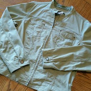 Light Olive Color jacket