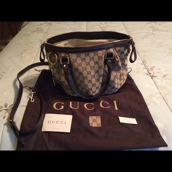 f5e18ebdfd82 Gucci Bags | Sukey Medium Top Handle | Poshmark