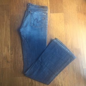 Citizens of humanity jeans.  EUC