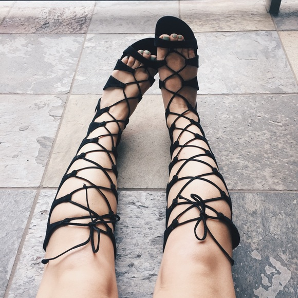 e5fbea1871f SCHUTZ    Gladiator Sandals