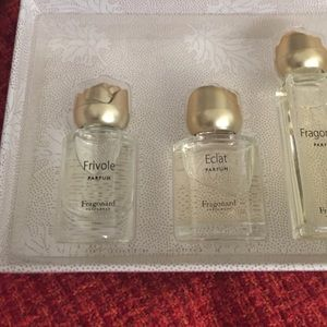 Other 5 Mini Fragonard Perfume Set Poshmark