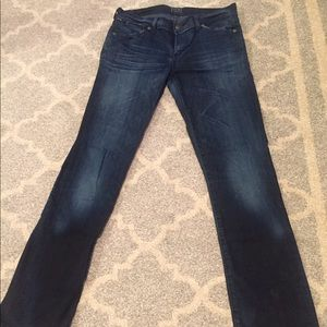 Citizens of Humanity Straight Leg Jeans Sz 28
