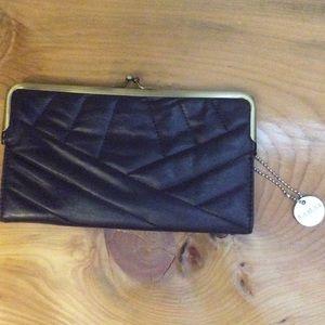 Purple Lulu Clutch/ Wallet