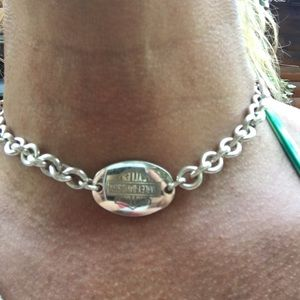 Stainless steel Harley Davidson necklace