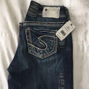 Silver Jeans - Silver Berkley straight leg jeans from Missy's ...