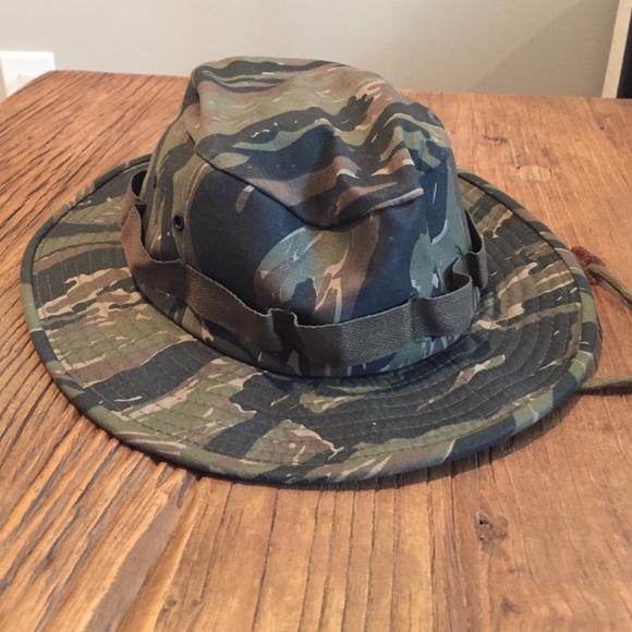 Accessories - Military Safari Hat 9b67970ba29