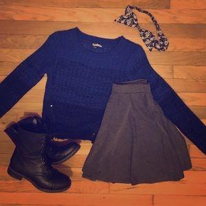 Macy's Dresses & Skirts - Short Heather Gray Skirt