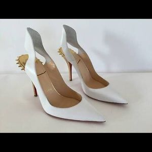 Christian Louboutin Survivita Spike pump sz 40.5
