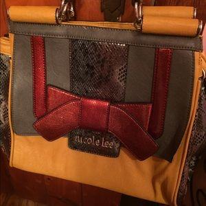 Nicole Lee Handbags - Nicole Lee Eliza Bow Bag