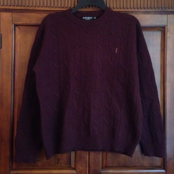 b983774c110 Yves Saint Laurent Sweaters   Ysl Pour Homme Sweater   Poshmark
