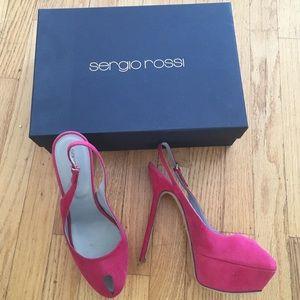 Sergio Rossi Shoes - Sergio Rossi heels