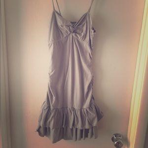 Hollister Dresses & Skirts - Gray hollister dress