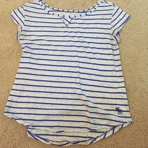 abercrombie kids Other - Abercrombie KIDS Striped Tee