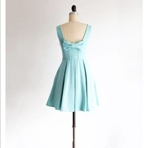 Shop Apricity January Dress in Seafoam