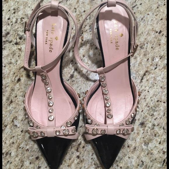 7f6d69369 kate spade Shoes | Sale Julianna Heels | Poshmark