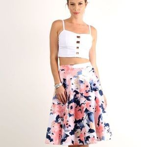 Dresses & Skirts - The Ariel Floral Skirt
