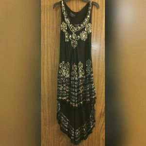 Dresses - Embellished Dress or Beach Cover