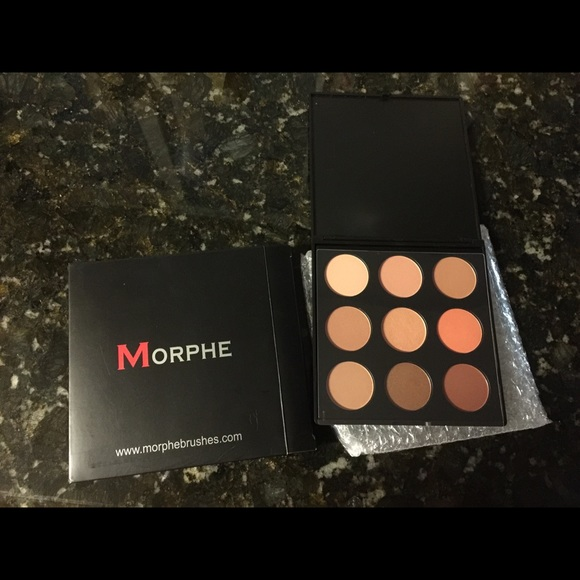 Morphe 9n Blush Palette