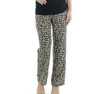 Everly Grey Pants - Maternity Pants