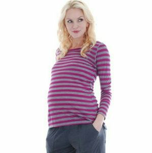 Everly Grey Tops - Maternity top