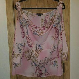 Igigi Tops - Light pink designer igigi blouse