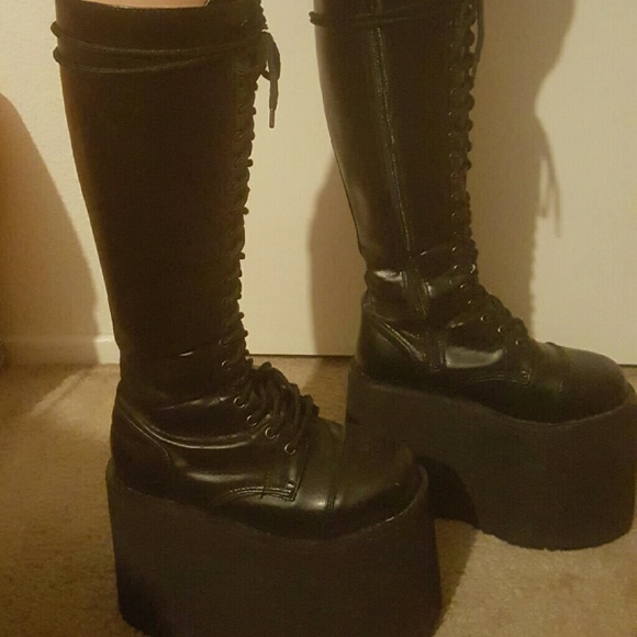 50 demonia shoes demonia boots from marcie s closet